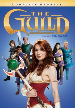 The Guild The Complete Megaset DVD