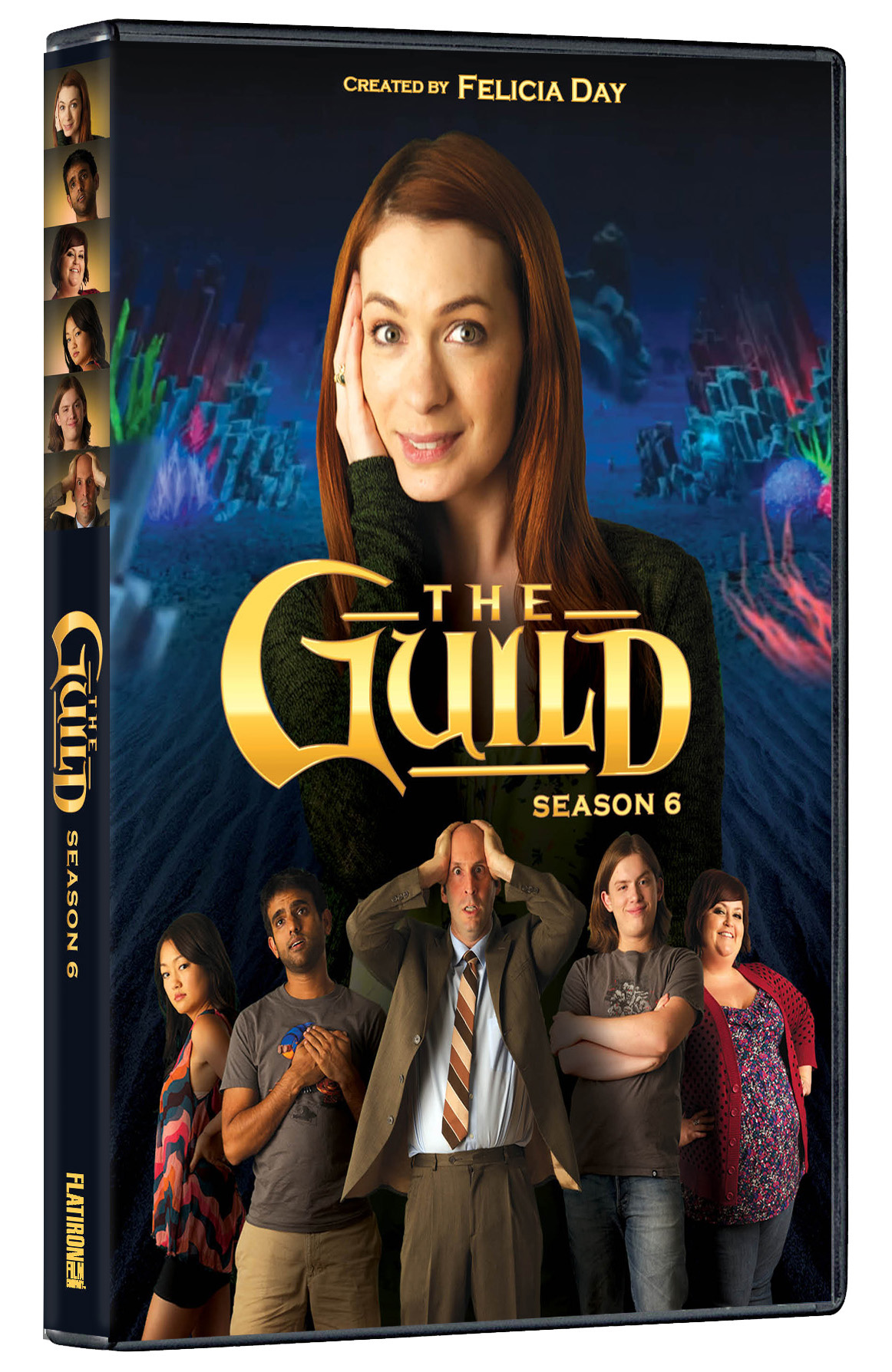 The Guild Season 6 DVD Review