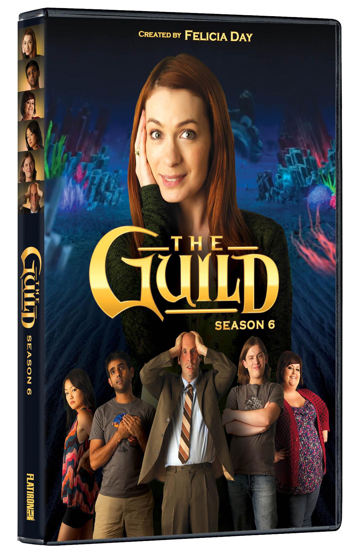 The Guild Season 6 DVD Review