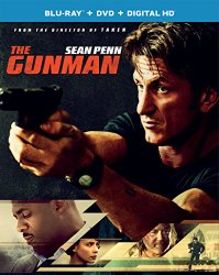 The Gunman (Blu-ray + DVD + Digital HD)