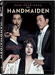 The Handmaiden Blu-ray Cover