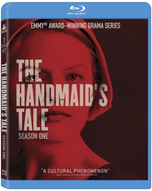 THE HANDMAID'S TALE SEASON ONE Blu-ray