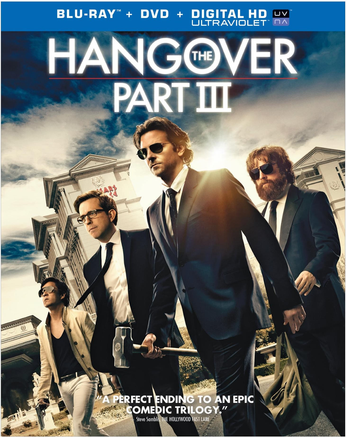The Hangover Part 3 Blu-ray Review