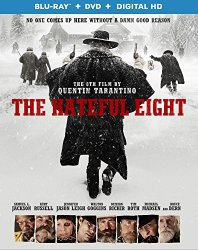 The Hateful Eight Blu-ray Cover