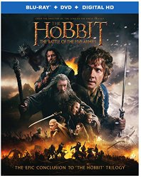 the-hobbit-the-battle-of-the-five-armies (Blu-ray + DVD + Digital HD)