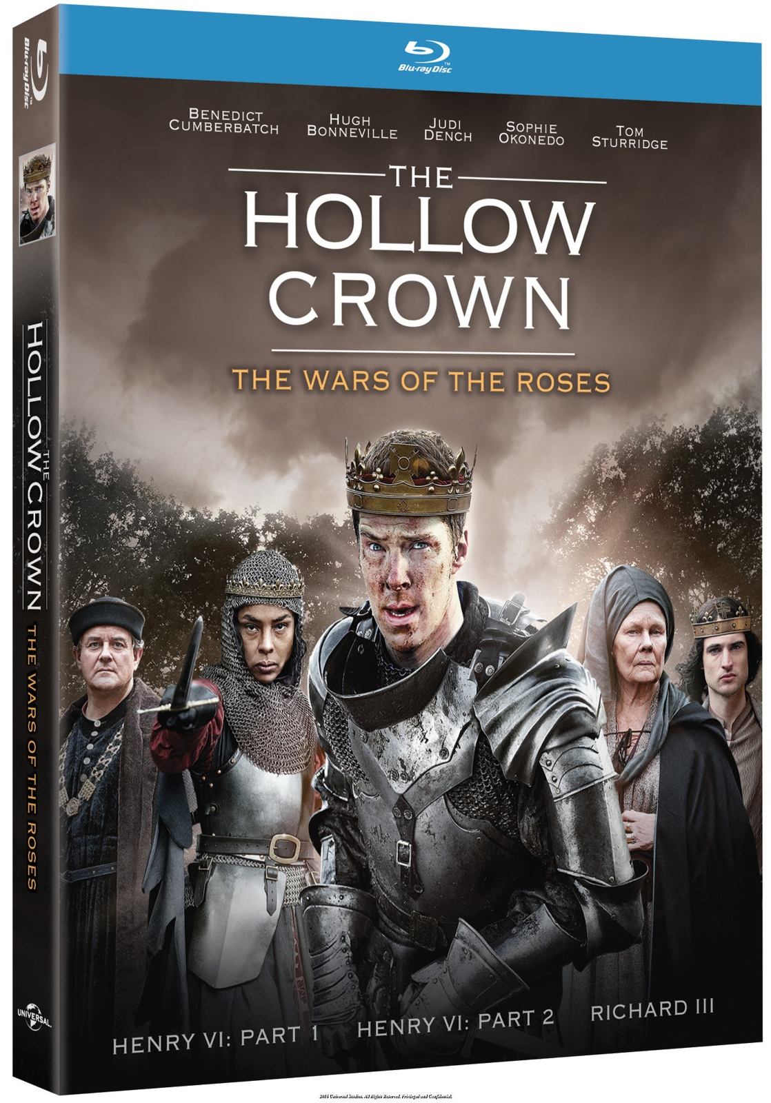 The Hollow Crown:The Wars of The Roses Blu-ray Review