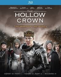 The Hollow Crown:The Wars of The Roses Blu-ray