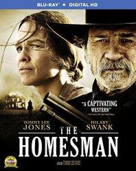 The Homesman (Blu-ray + DVD + Digital HD)