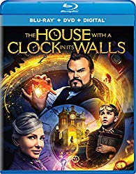 The House With Clock In Its Walls(Blu-ray + DVD + Digital HD)