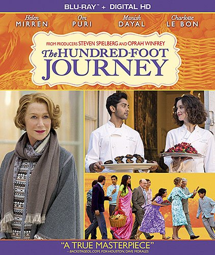 The Hundred Foot Journey (Blu-ray + DVD + Digital HD)