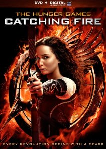 The Hunger Games: Catching Fire Blu-ray Release