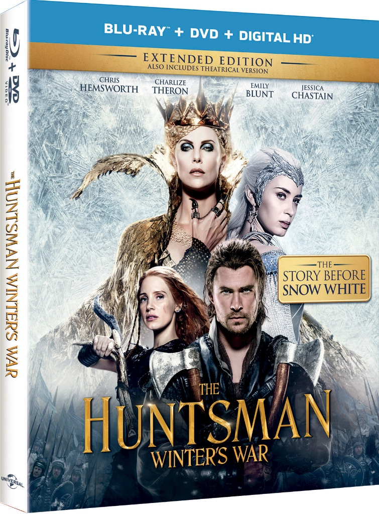 The Huntsman Winter's War Blu-ray Review