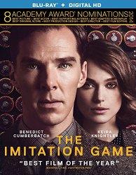 The Imitation Game (Blu-ray + DVD + Digital HD)