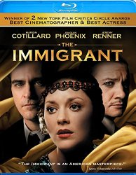 The Immigrant (Blu-ray + DVD + Digital HD)