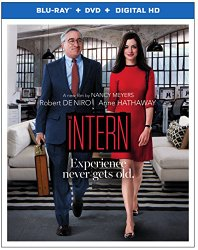The Intern (Blu-ray + DVD + Digital HD)