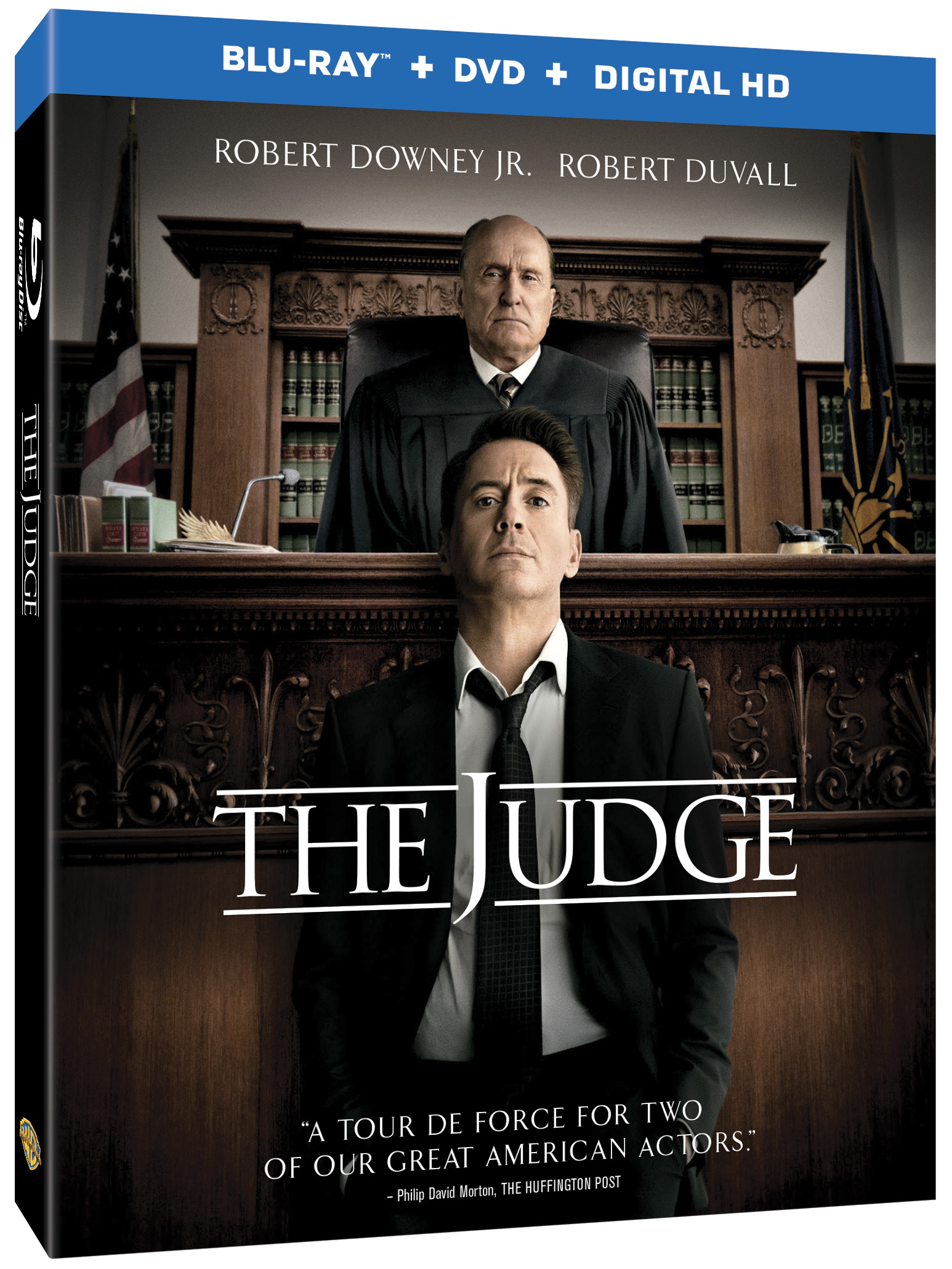 The Judge Blu-ray Review