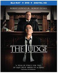 The Judge (Blu-ray + DVD + Digital HD)