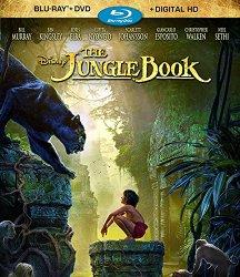 The Jungle Book Blu-ray Cover