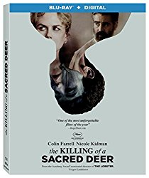 The Killing of A Sacred Deer Blu-ray Cover