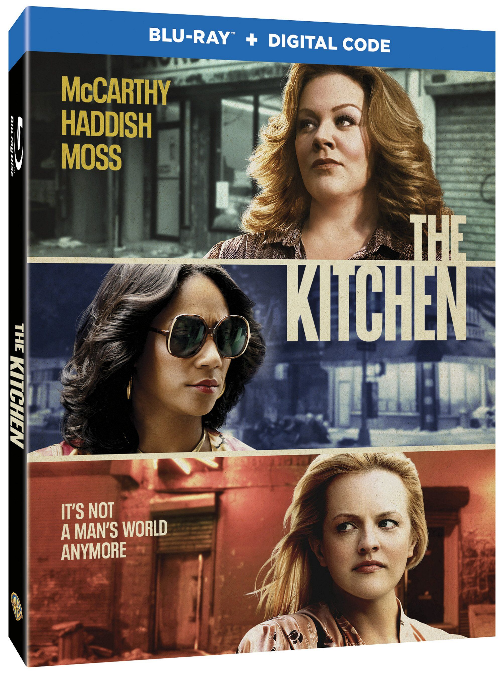 THE KITCHEN Blu-ray