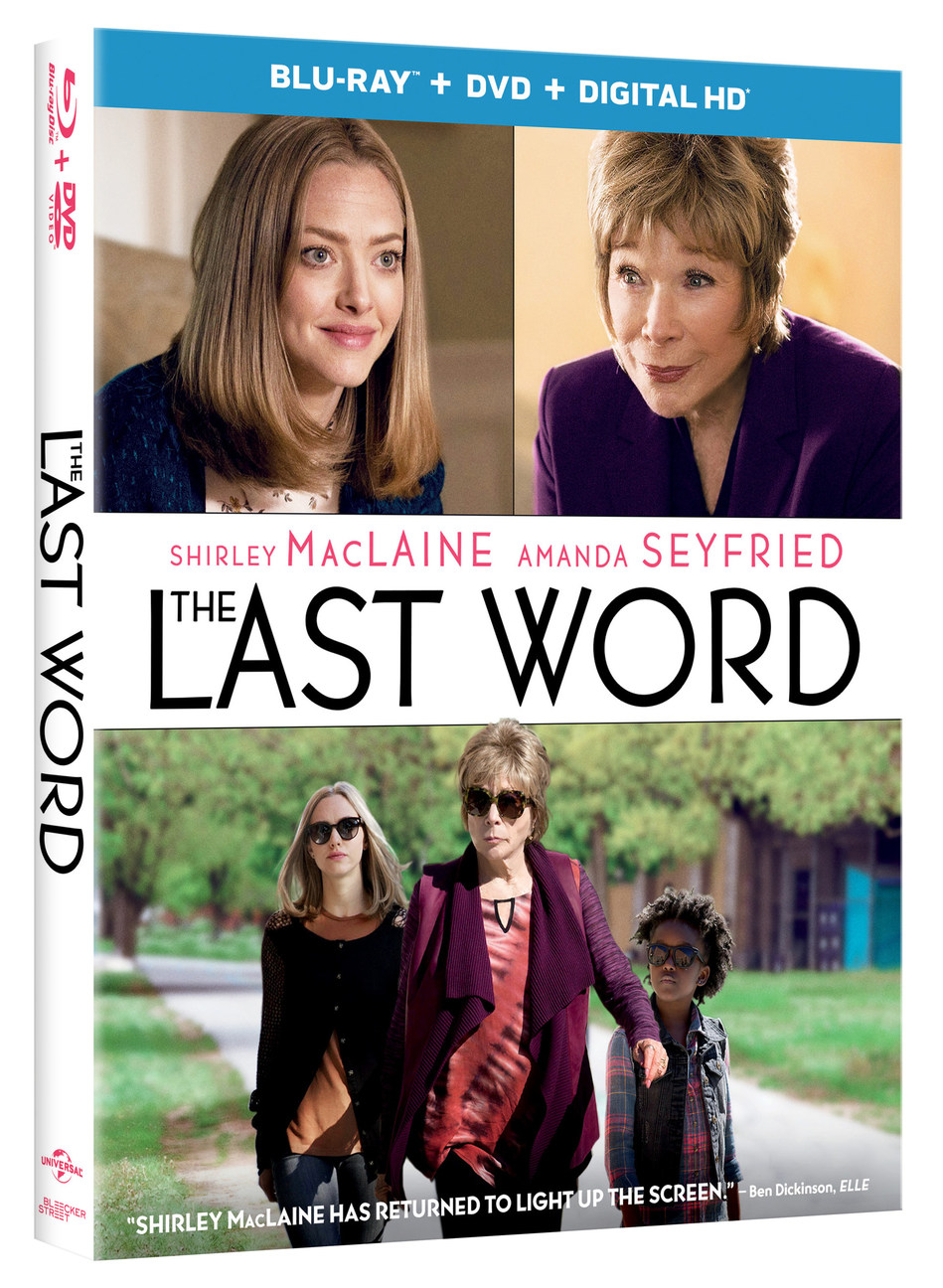 THE LAST WORD Blu-ray