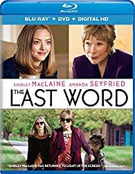 The Last Word Blu-ray
