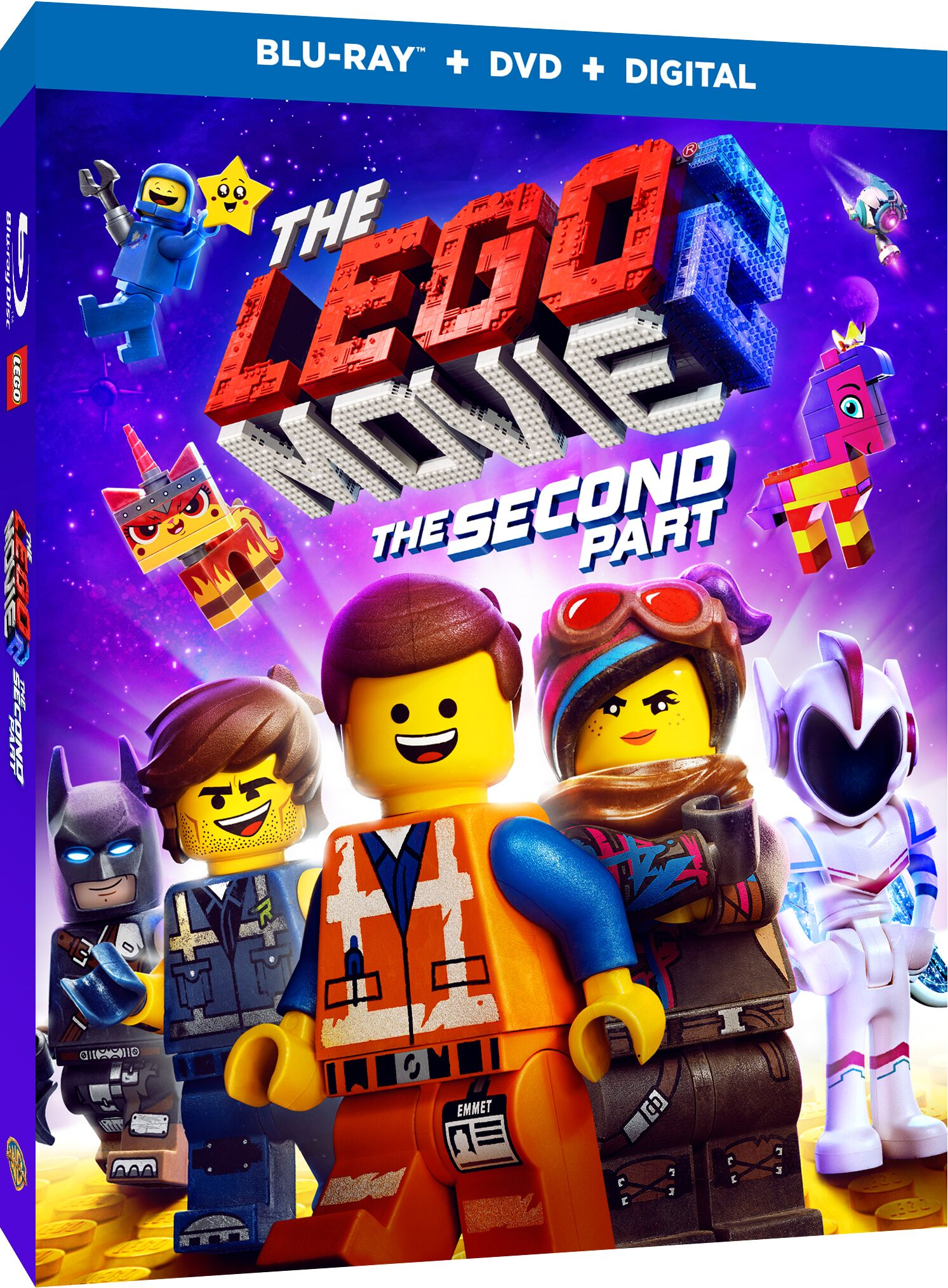 the-lego-movie-2 Blu-ray