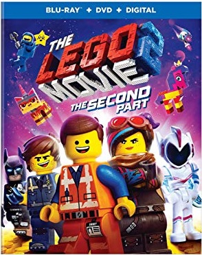 The Lego Movie 2 (Blu-ray + DVD + Digital HD)