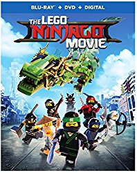 The Lego Ninjago Movie Blu-ray