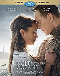 The Light Between Pceans Blu-ray Cover