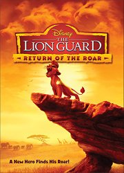 The Lion Guard Blu-ray Cover