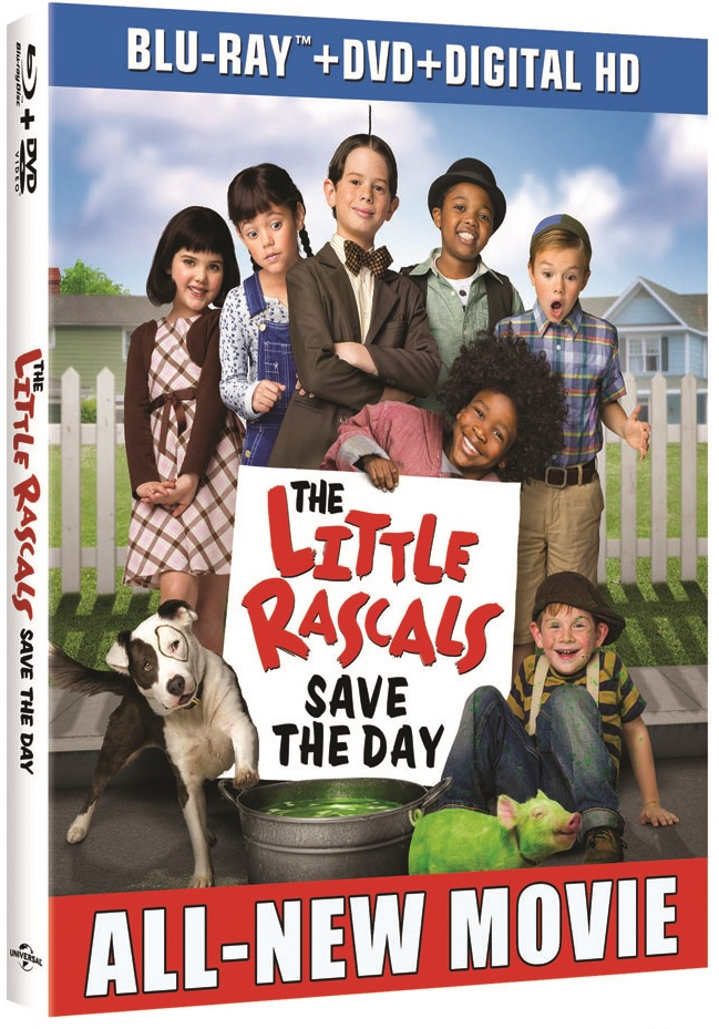 The Little Rascal Save The Day Blu-ray Review