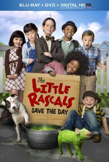 The Little Rascal Save The Day Blu-ray
