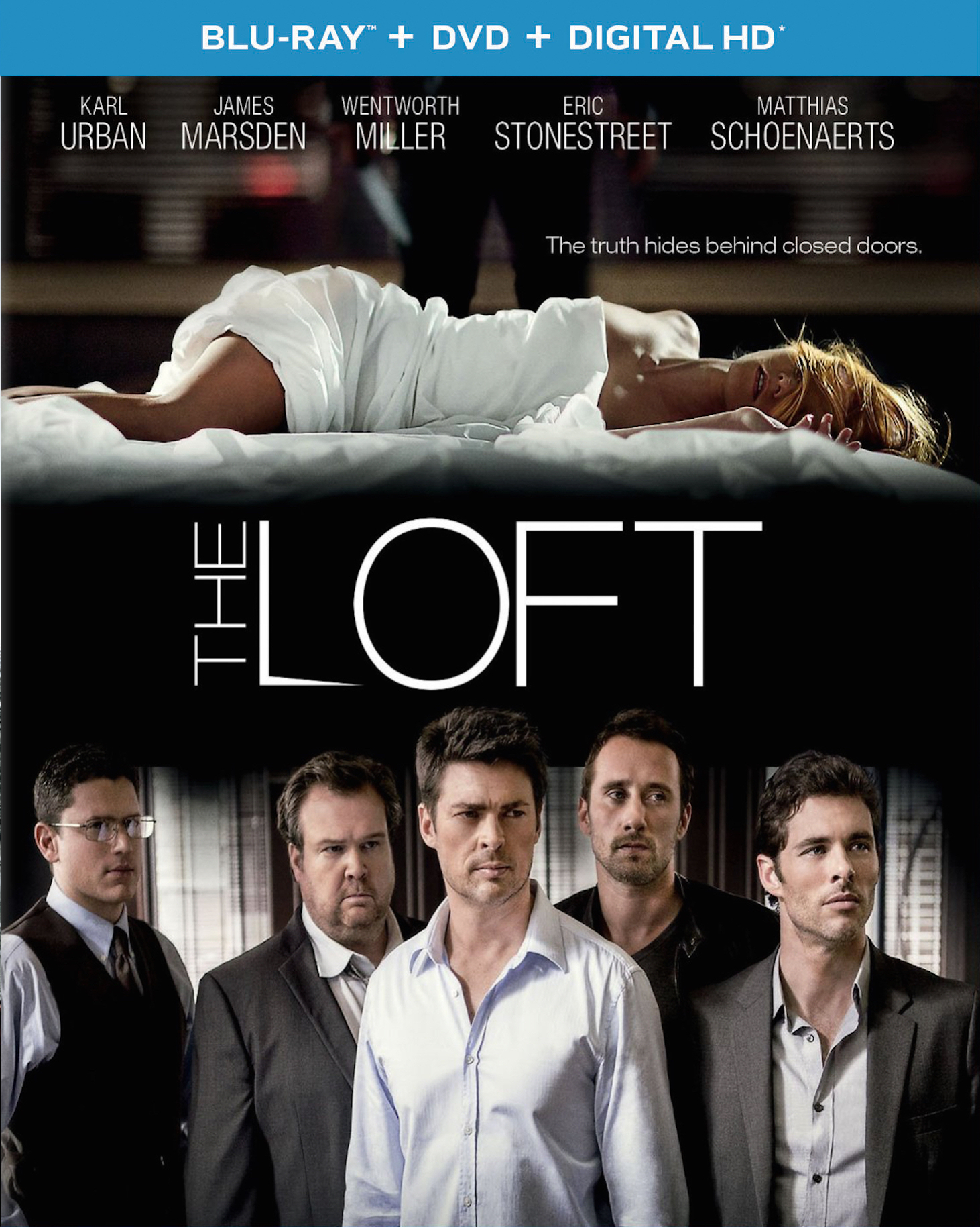 The Loft Blu-ray Review