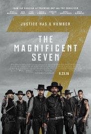 The Magnificent Seven (Blu-ray + DVD + Digital HD)