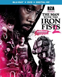 The Man with The Iron Fists 2(Blu-ray + DVD + Digital HD)