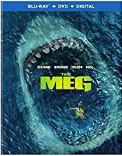 The Meg (Blu-ray + DVD + Digital HD)