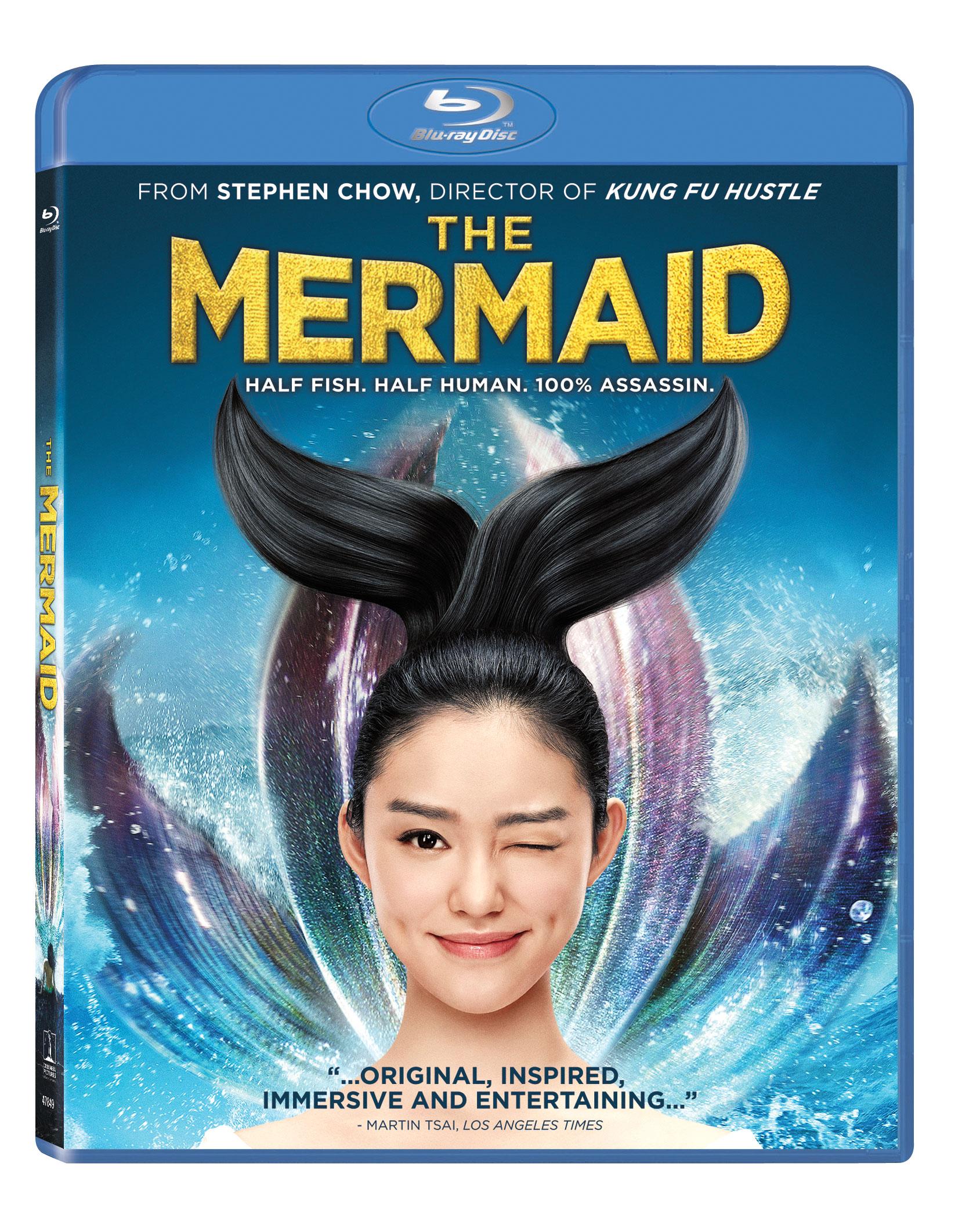 THE MERMAID Blu-ray