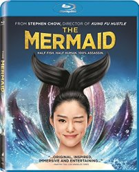 The Mermaid Blu-ray Cover