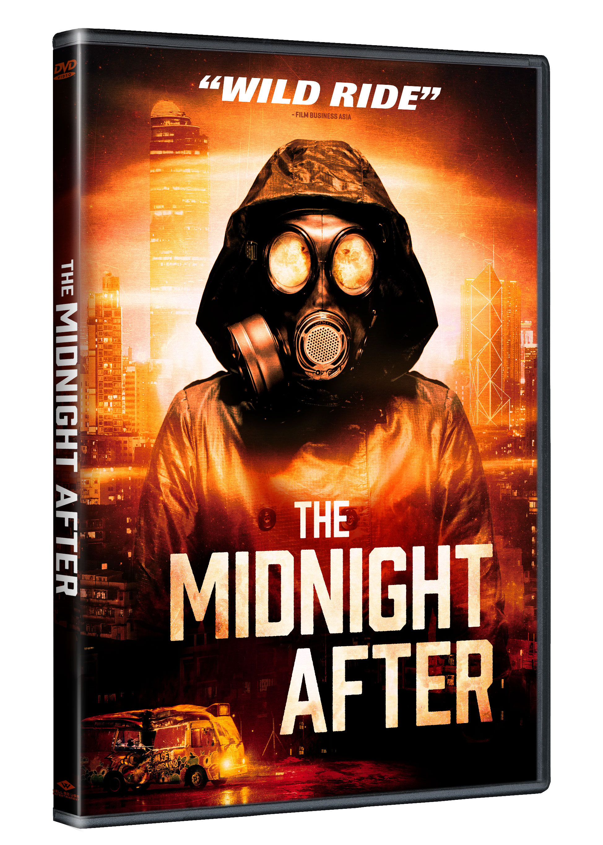 The Midnight After DVD Review