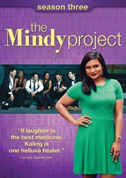The Mindy Project Season 3 Cover