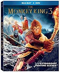 The Monkey King 3 (Blu-ray + DVD + Digital HD)