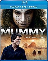 The Mummy (Blu-ray + DVD + Digital HD)