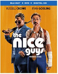 The Nice Guys Blu-ray Cover