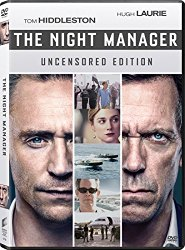 The Night Manager Season 1 Blu-ray Cover