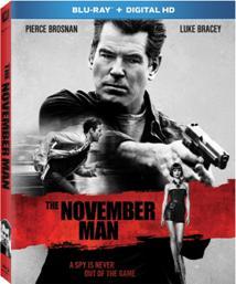 November Man (Blu-ray + DVD + Digital HD)