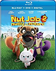 The Nut Job 2 (Blu-ray + DVD + Digital HD)