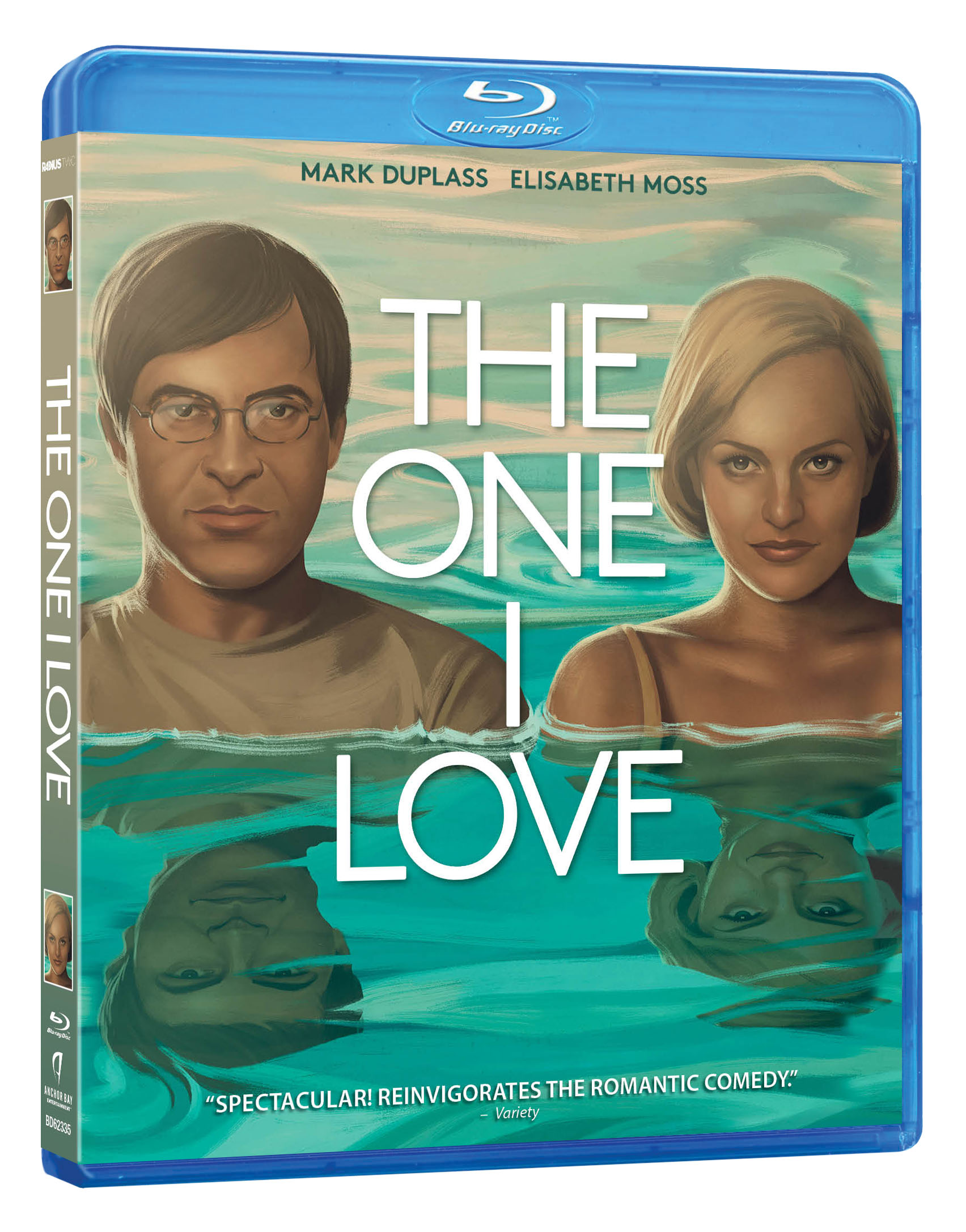 The One I Love Blu-ray Review