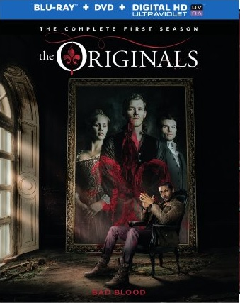The Originals Season One (Blu-ray + DVD + Digital HD with UltraViolet)