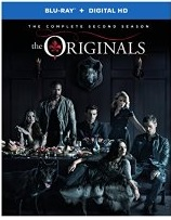 The Originals Season 2 Blu-ray Cover